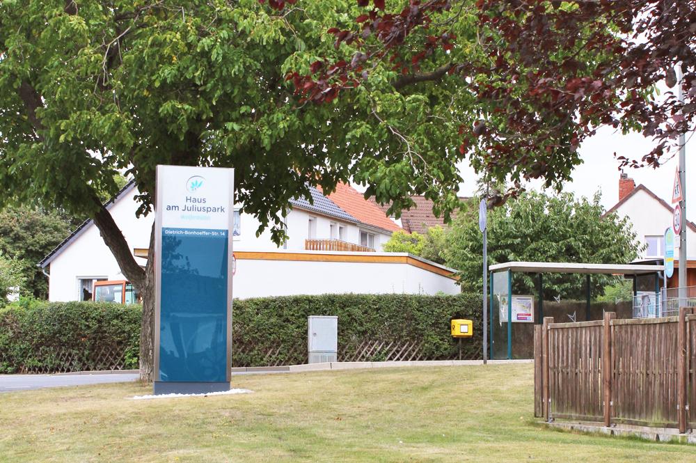 Seniorenheim Haus am Juliuspark