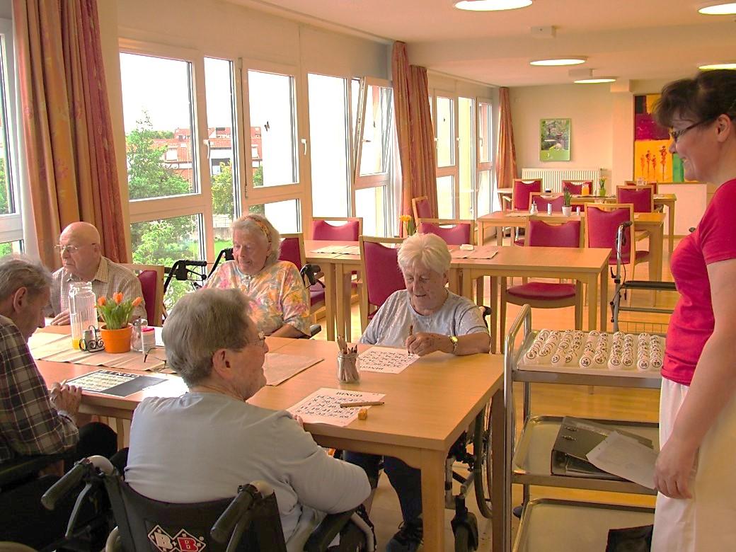 Seniorenheim Haus am Schäfflerbach Augsburg
