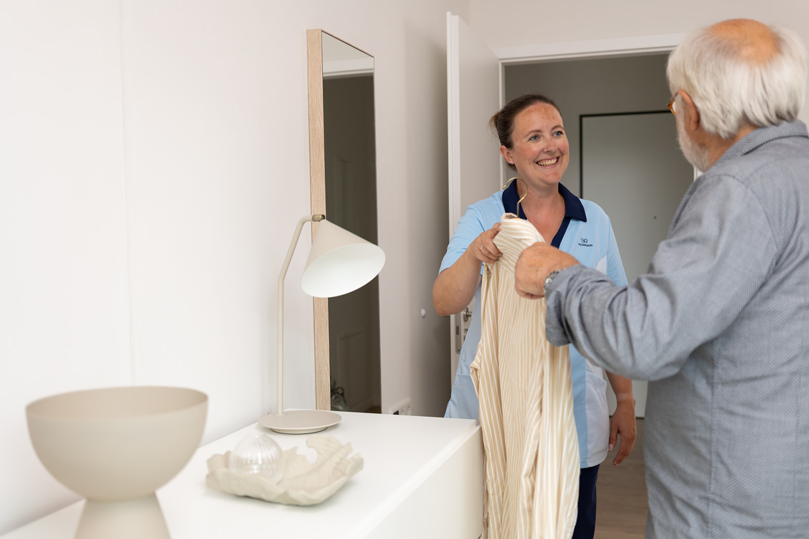 Betreuung und Pflege zuhause NINO-Allee
