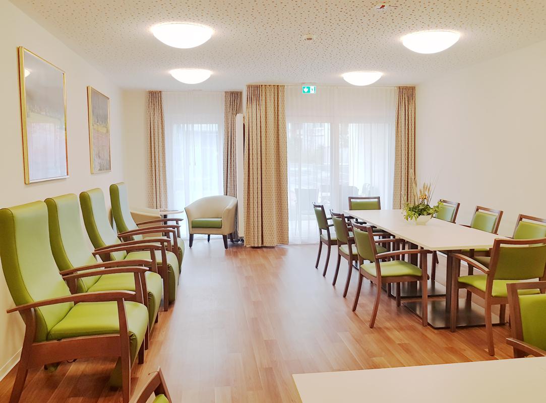 Newsartikel:Tagespflege am Kavierlein in Fürth eröffnet