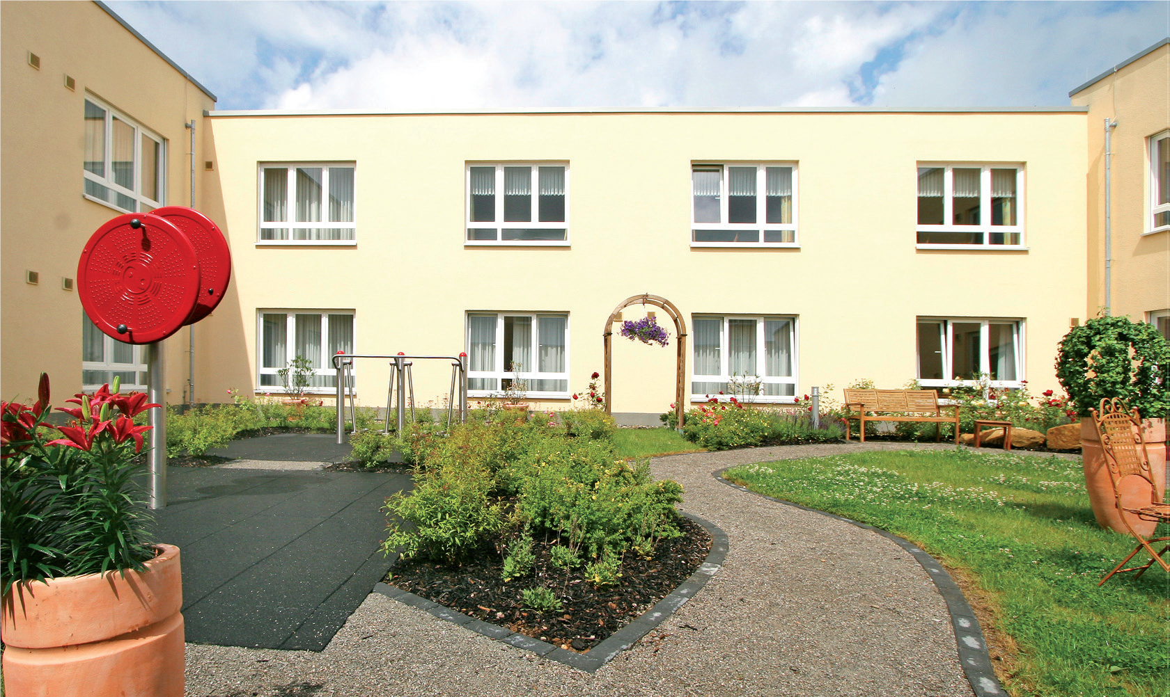 Seniorenheim Haus Phönix am Teichberg