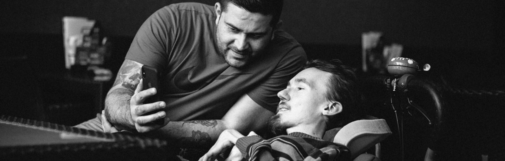 Ein erfolgreiches Konzept: Der Behindertenassistenzdienst PflegeExperten Kutlu
