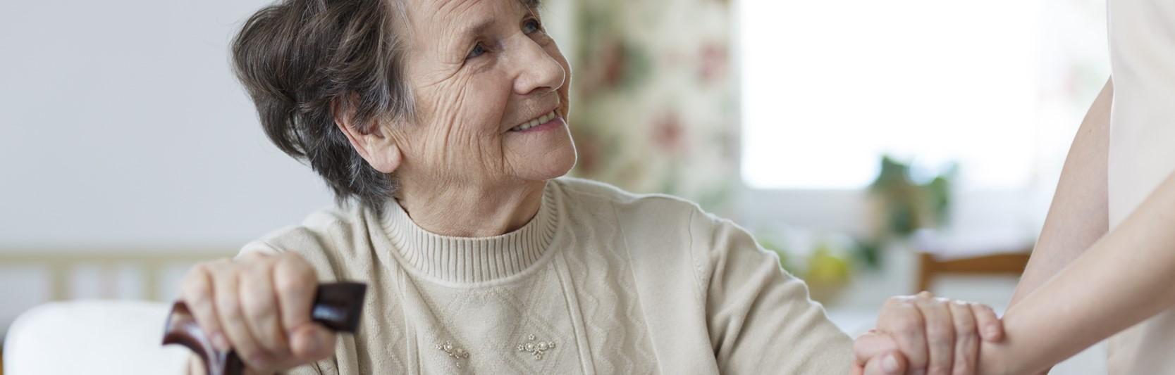 Kurzzeitpflege – Eine Entlastung für pflegende Angehörige