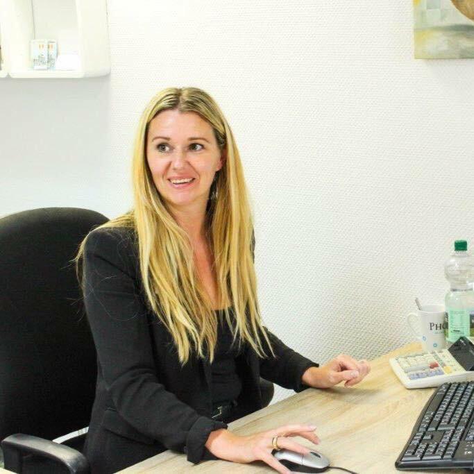 Einrichtungsleiterin Mirjana Jovic ist seit drei Jahren im Haus Domhof.