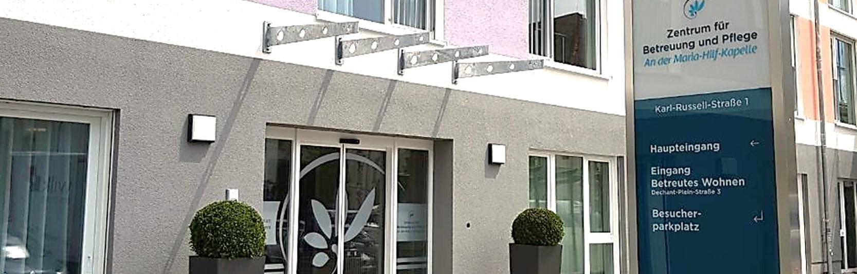 Neues Seniorenheim in Koblenz nimmt Betrieb auf