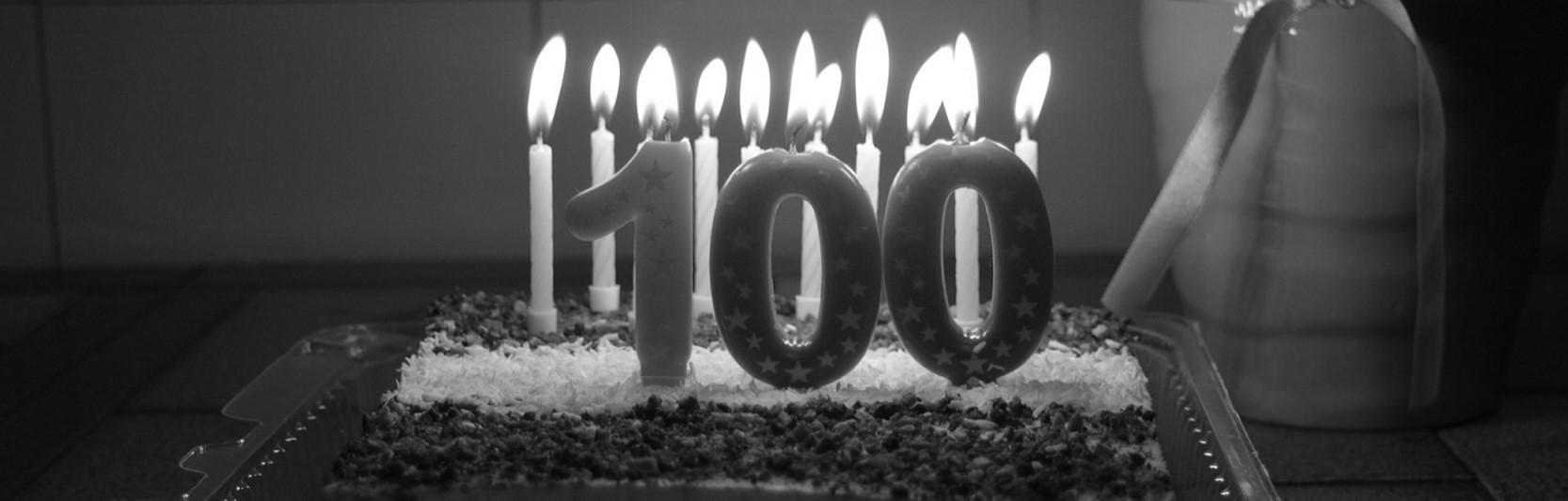 Ein Herzenswunsch zum 100. Geburtstag