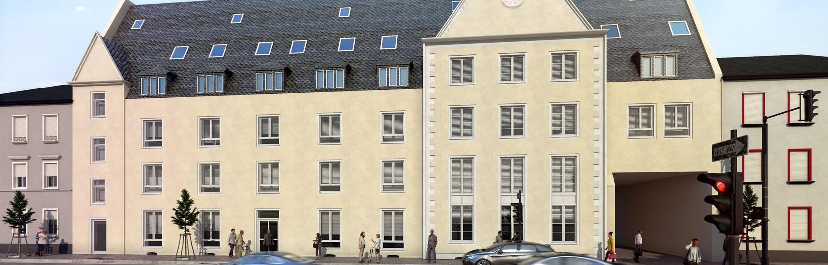 Neues Seniorenheim der KORIAN-Gruppe nimmt in Neuwied seinen Betrieb auf