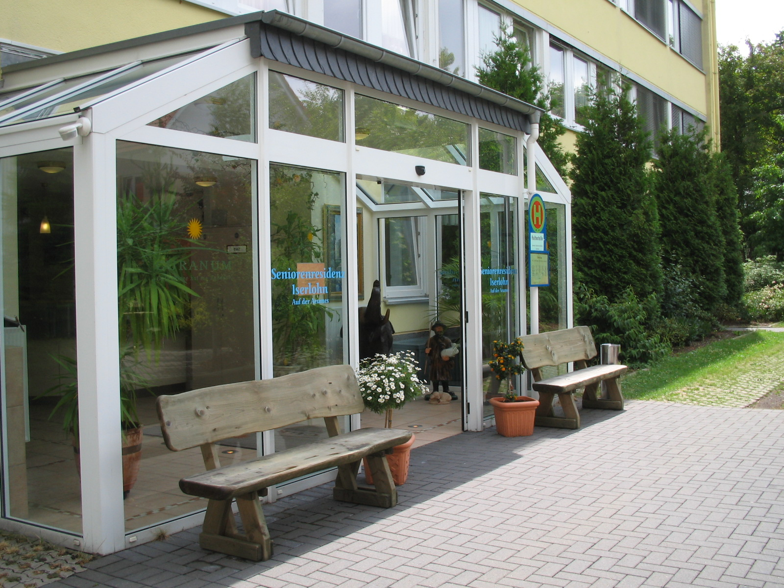 Seniorenheim Haus Curanum Iserlohn