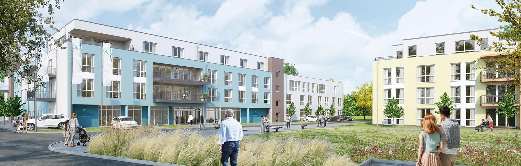 Newsartikel:Zentrum für Betreuung und Pflege Emmerich am Rhein öffnet seine Pforten
