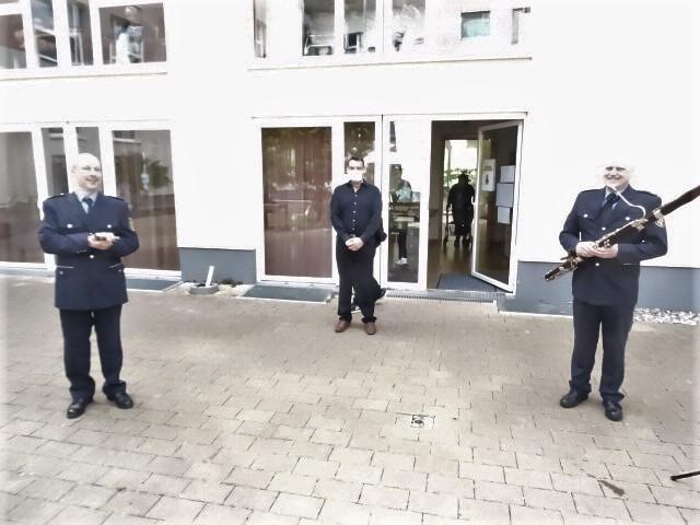 Klarinettenkonzert vom Polizeiorchester Rheinland Pfalz 13.05.2020