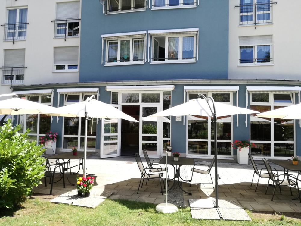 Zentrum für Betreuung und Pflege Curanum Augsburg Zentrum für Betreuung und Pflege Curanum Augsburg