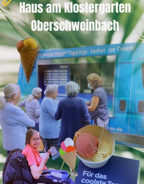 """Der """"Eiswagen"""" von EisDeluxe"""